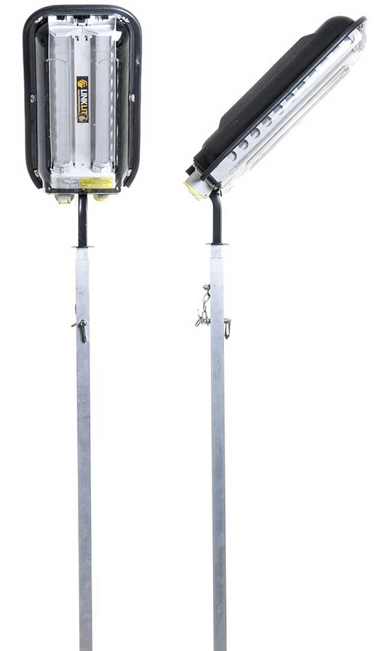 Linklite LED 110V Site Lights
