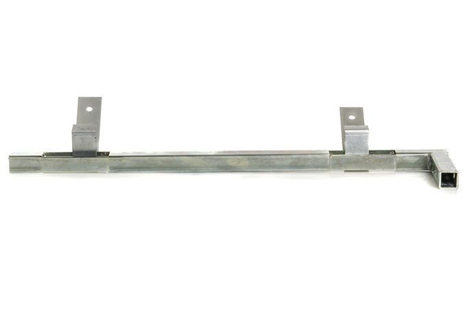 Position the Linklite horizontally on a hard wall surface using our custom mount and corresponding wall brackets.