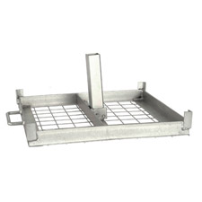 Basket Base Stand with Handle