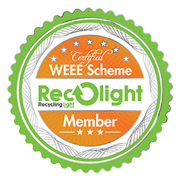 WEEE Recyling with Recolight